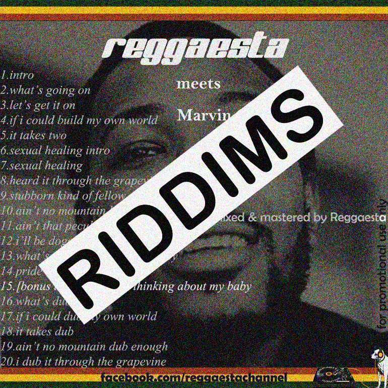 marvin riddims